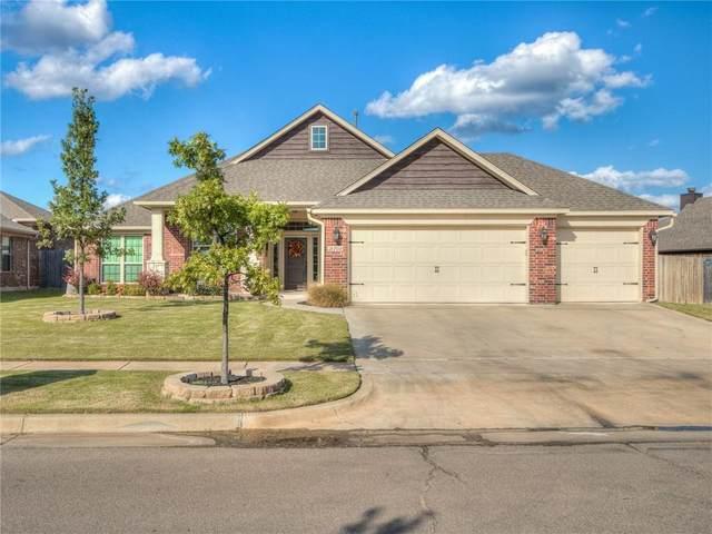 18708 Vea Drive, Edmond, OK 73012 (MLS #932957) :: Homestead & Co