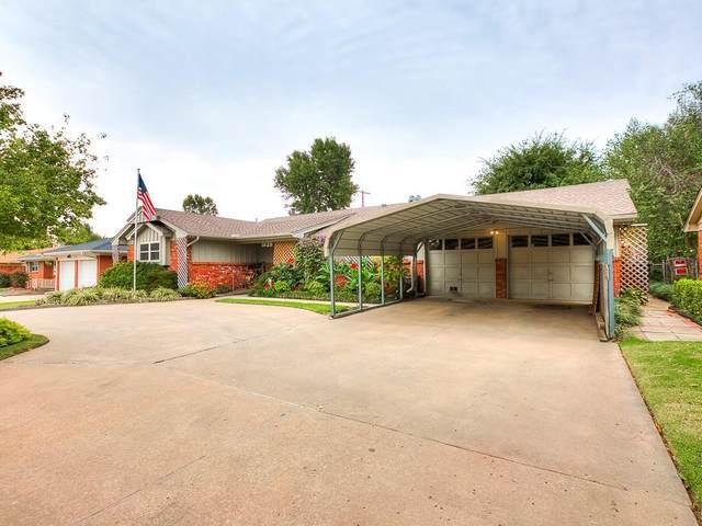 3128 NW 63rd Street, Oklahoma City, OK 73116 (MLS #932968) :: Keri Gray Homes