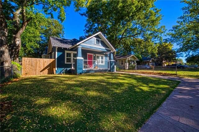 2817 NW 14th Street, Oklahoma City, OK 73107 (MLS #932977) :: Keri Gray Homes
