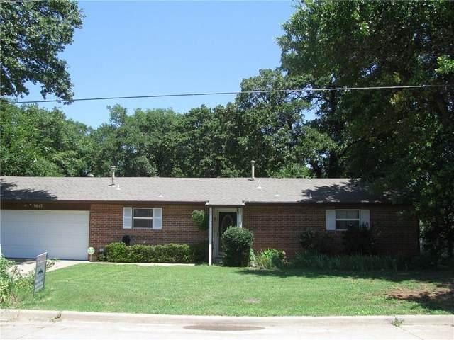 9617 NE 4 TH Street #4057331676, Midwest City, OK 73130 (MLS #932979) :: Homestead & Co