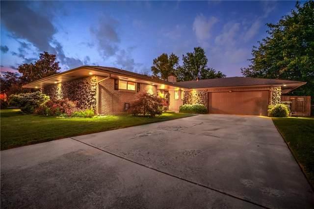 4709 NW 59th Street, Oklahoma City, OK 73122 (MLS #932985) :: Keri Gray Homes