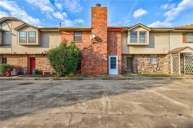 2129 NW 118th Terrace, Oklahoma City, OK 73120 (MLS #933024) :: Homestead & Co