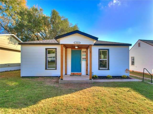 816 W Apache Street, Purcell, OK 73080 (MLS #933028) :: Homestead & Co