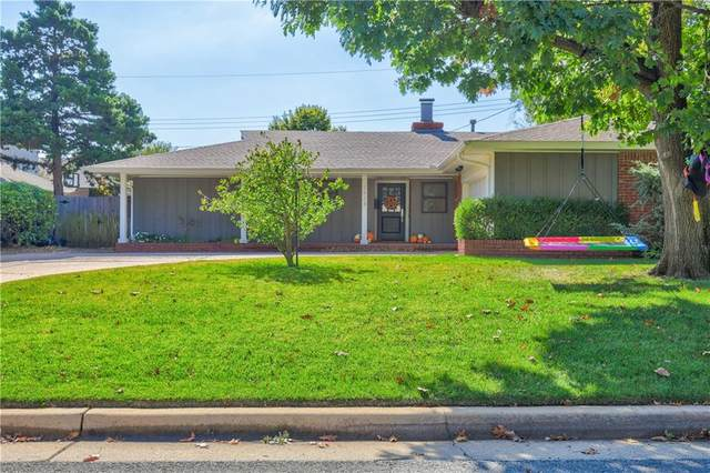 2624 NW 59th Street, Oklahoma City, OK 73112 (MLS #933029) :: Homestead & Co