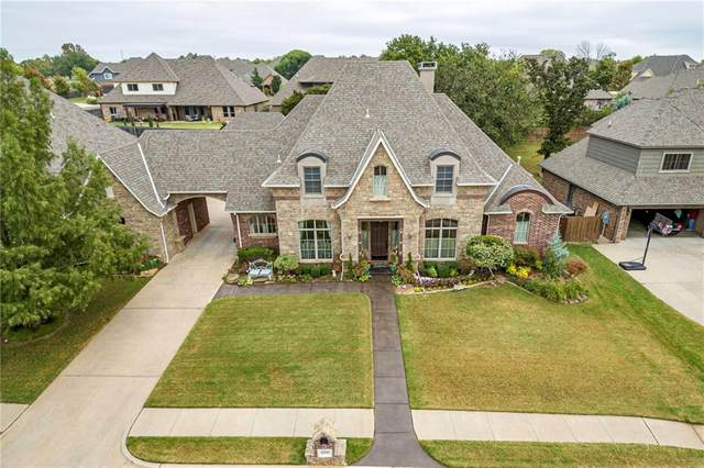 4700 Briar Forest Court, Edmond, OK 73025 (MLS #933031) :: Homestead & Co