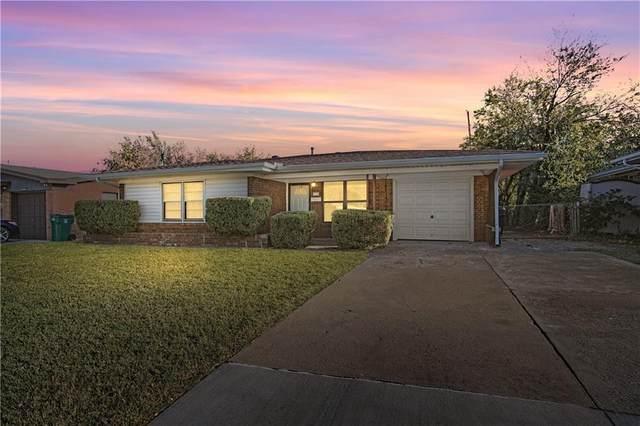 2228 SW 61st Terrace, Oklahoma City, OK 73159 (MLS #933034) :: Homestead & Co