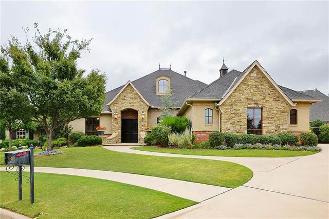 16912 Shorerun Drive, Edmond, OK 73012 (MLS #933035) :: Homestead & Co