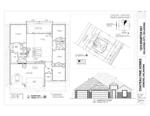 13216 Brampton Way, Yukon, OK 73099 (MLS #933038) :: Homestead & Co