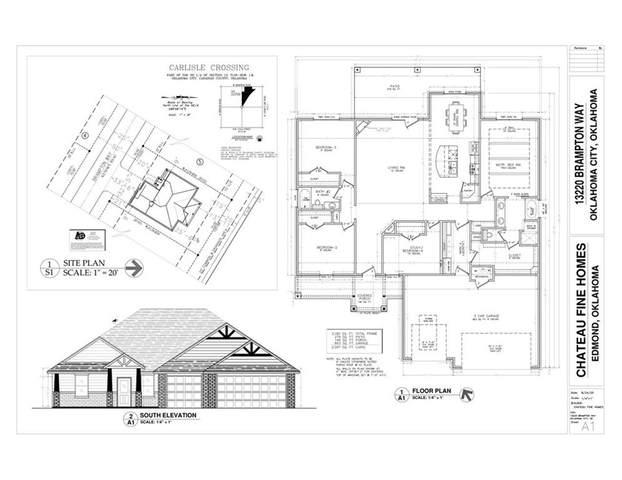 13220 Brampton Way, Yukon, OK 73099 (MLS #933041) :: Homestead & Co