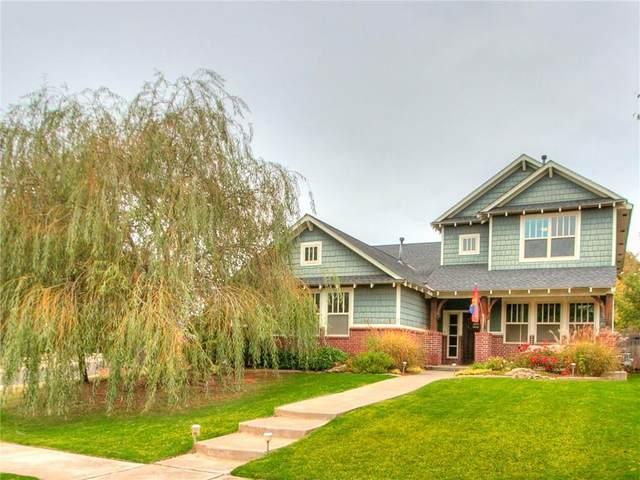 4909 Sonny Blues Place, Edmond, OK 73034 (MLS #933047) :: Homestead & Co