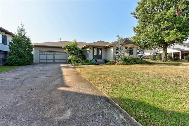 1114 Hemstead Place, Nichols Hills, OK 73116 (MLS #933050) :: Homestead & Co