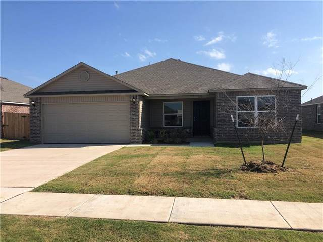 320 Blue Drive, Newcastle, OK 73065 (MLS #933053) :: ClearPoint Realty