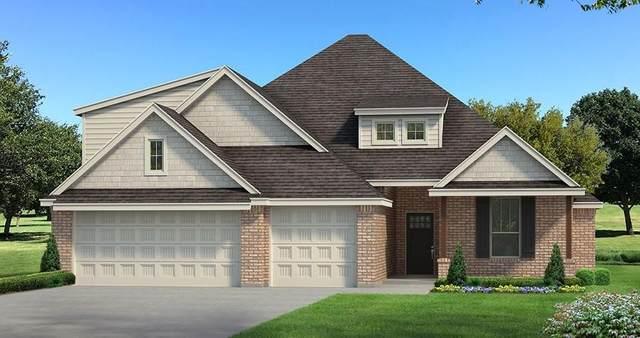 4304 NW 153rd Street, Edmond, OK 73013 (MLS #933057) :: Homestead & Co