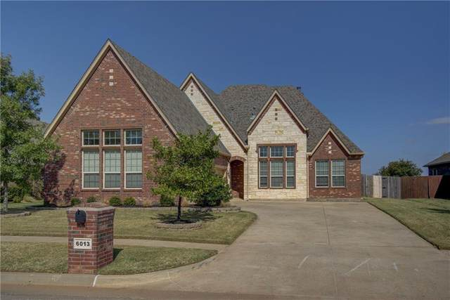 6013 NW 162nd Street, Edmond, OK 73013 (MLS #933061) :: Homestead & Co