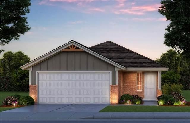 9125 SW 45th Terrace, Oklahoma City, OK 73179 (MLS #933072) :: Homestead & Co