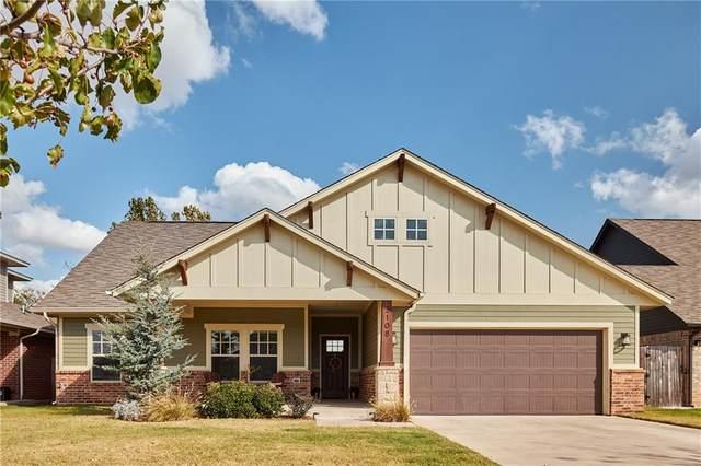 2108 Avondale Drive, Moore, OK 73160 (MLS #933074) :: Homestead & Co