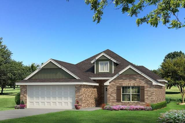 8320 NW 161st Terrace, Edmond, OK 73118 (MLS #933111) :: ClearPoint Realty