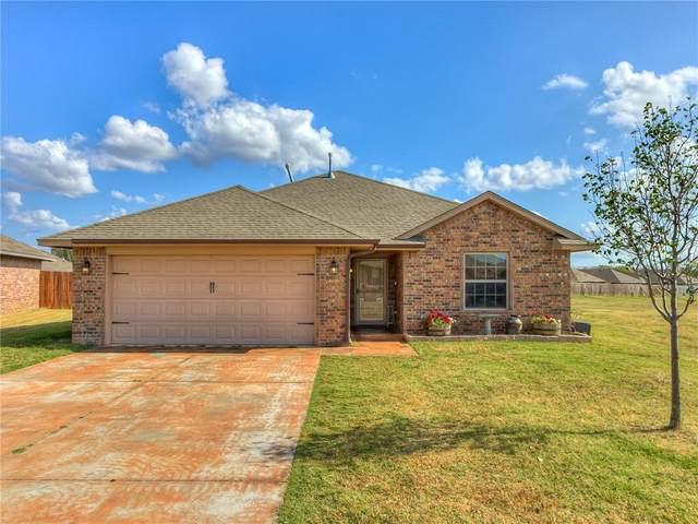 8008 Calm Water Drive, Oklahoma City, OK 73135 (MLS #933120) :: Homestead & Co