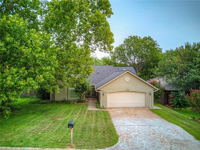 13316 Shady Tree Place, Edmond, OK 73013 (MLS #933121) :: Homestead & Co