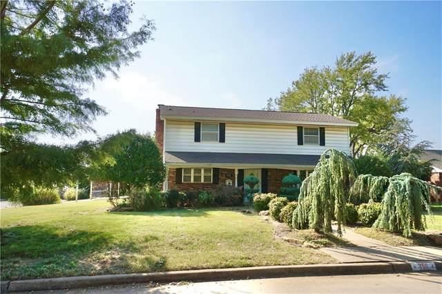 3511 N Glenhaven Drive, Midwest City, OK 73110 (MLS #933128) :: Homestead & Co