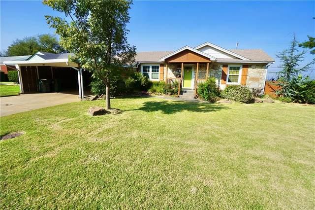 411 Draper Drive, Midwest City, OK 73110 (MLS #933135) :: Homestead & Co