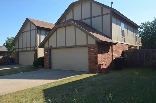 7000 NW 90th Street, Oklahoma City, OK 73132 (MLS #933147) :: Homestead & Co