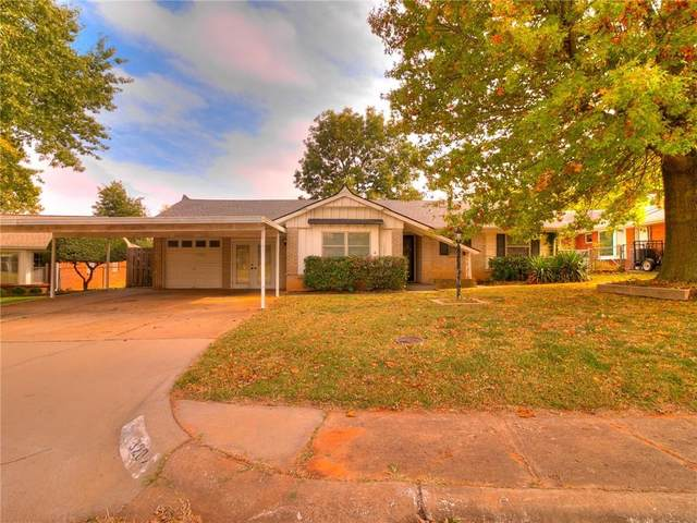 3202 Shadybrook Drive, Oklahoma City, OK 73110 (MLS #933149) :: Homestead & Co