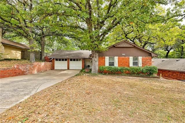 2808 N Redmond Avenue, Oklahoma City, OK 73127 (MLS #933155) :: Keri Gray Homes