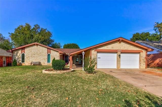 12013 Camelot Drive, Oklahoma City, OK 73120 (MLS #933156) :: Homestead & Co