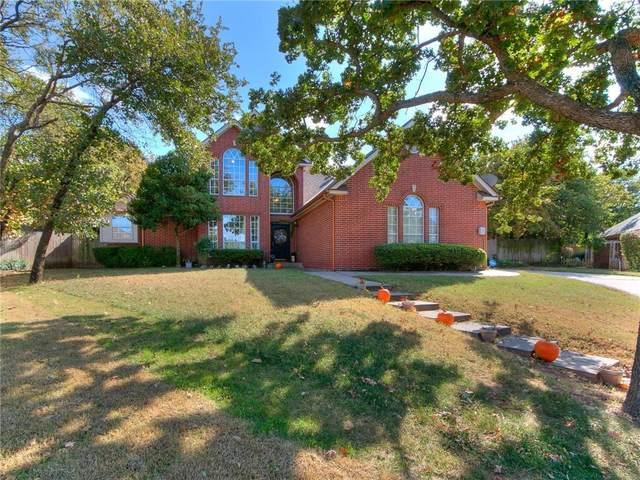 2900 Asheton Court, Edmond, OK 73034 (MLS #933166) :: Homestead & Co