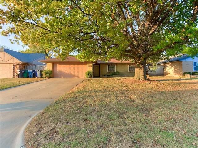 8905 NW 80th Street, Oklahoma City, OK 73132 (MLS #933184) :: Keri Gray Homes