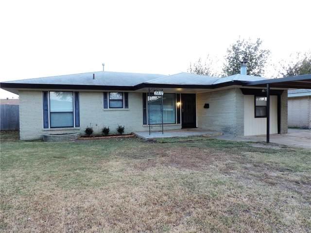 2812 SW Sw 84th Street, Oklahoma City, OK 73159 (MLS #933191) :: Homestead & Co