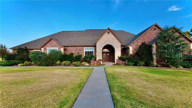 105 Riverview Drive, Clinton, OK 73601 (MLS #933194) :: ClearPoint Realty