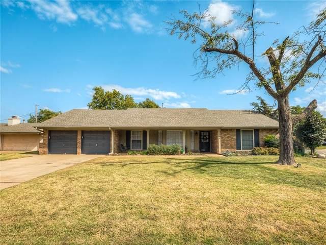11700 Victoria Place, Oklahoma City, OK 73120 (MLS #933197) :: Homestead & Co