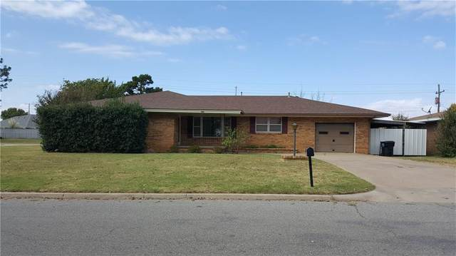 502 N Marion Avenue, Hinton, OK 73047 (MLS #933201) :: ClearPoint Realty