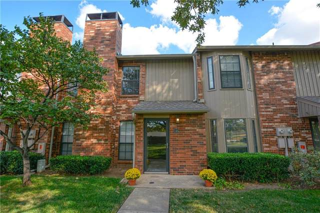 6500 N Grand Boulevard #105, Oklahoma City, OK 73116 (MLS #933209) :: Homestead & Co