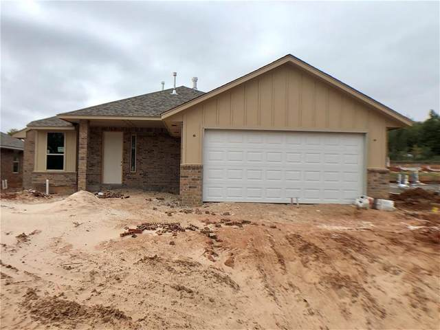 832 Twin Lake Drive, Noble, OK 73068 (MLS #933211) :: Homestead & Co