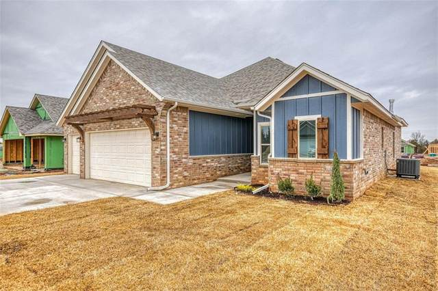 842 Twin Lake Drive, Noble, OK 73068 (MLS #933216) :: Homestead & Co