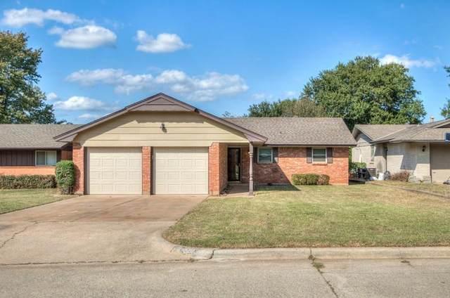 5813 N Norman Road, Warr Acres, OK 73122 (MLS #933226) :: Keri Gray Homes