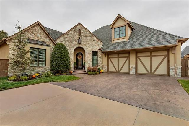 16361 Scotland Way, Edmond, OK 73013 (MLS #933238) :: ClearPoint Realty