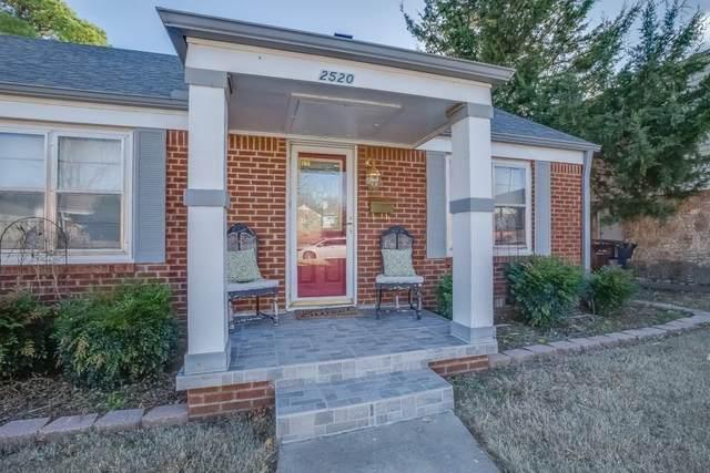 2520 NW 38th Street, Oklahoma City, OK 73112 (MLS #933243) :: Keri Gray Homes