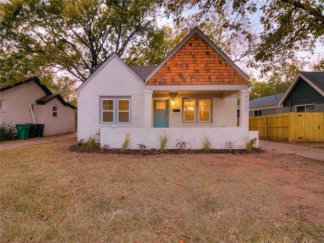 4323 Granger Street, Oklahoma City, OK 73118 (MLS #933246) :: Your H.O.M.E. Team