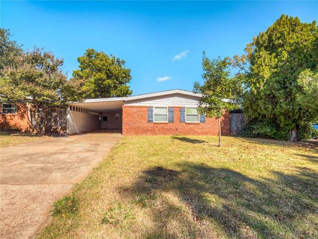 1219 NW 79th Street, Oklahoma City, OK 73114 (MLS #933248) :: Your H.O.M.E. Team