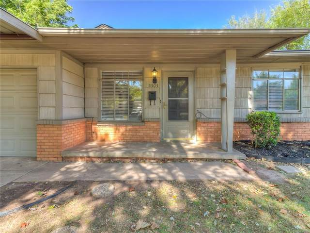 5505 NW 45th Terrace, Warr Acres, OK 73122 (MLS #933249) :: Homestead & Co
