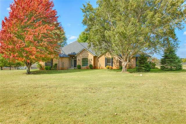 2411 Mission Ridge Drive, Edmond, OK 73025 (MLS #933250) :: Homestead & Co