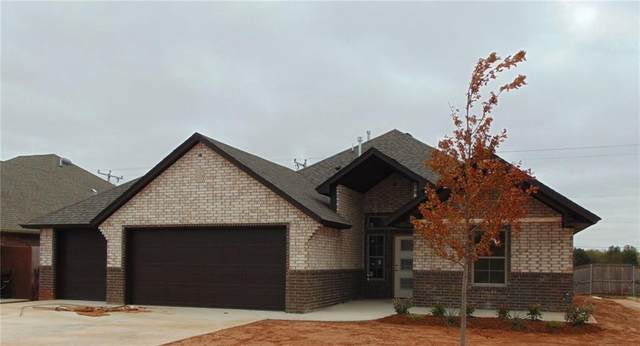 1208 N Taylor Way, Mustang, OK 73064 (MLS #933276) :: Homestead & Co