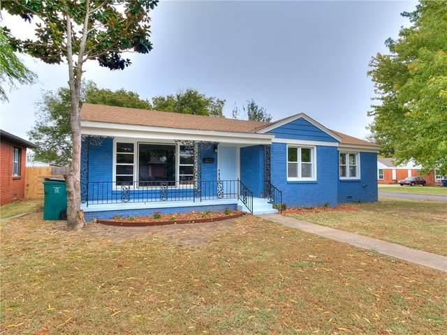 1700 Manor Drive, Oklahoma City, OK 73107 (MLS #933284) :: Homestead & Co