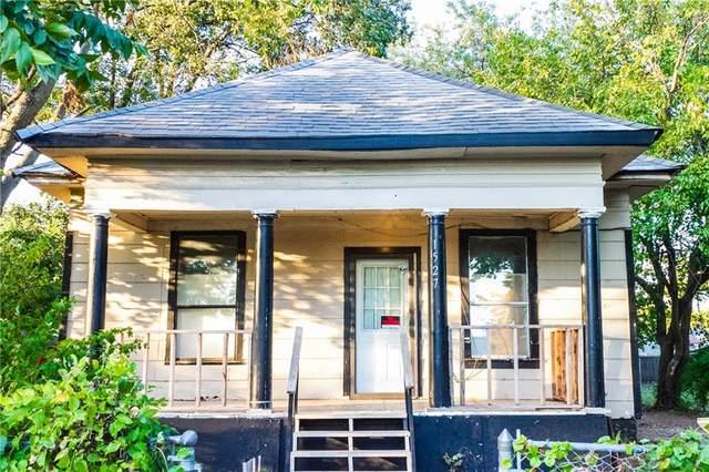 1527 NW 1st Street, Oklahoma City, OK 73106 (MLS #933290) :: Keri Gray Homes
