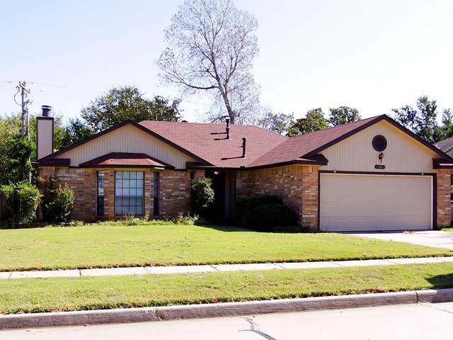 2004 Gerrie Street, Midwest City, OK 73130 (MLS #933293) :: Homestead & Co