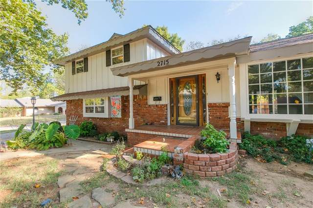 2715 Cypress Avenue, Norman, OK 73072 (MLS #933296) :: Homestead & Co
